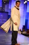 Ranbir Kapoor walks the ramp for Manish Malhotra's Men For Mijwan