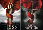 Hisss and King Arthur: From Sword To Sherawat!