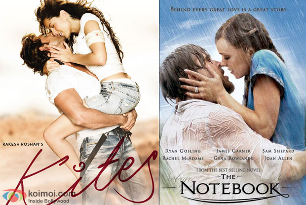 Kites and The Notebook: This Kite Flew Straight From Hollywood!
