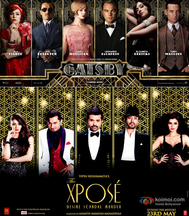 The Xpose and The Great Gatsby: The Great Indian Copy