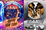 Happy New Year and Cash: Forget Hollywood! Let's Copy Bollywood For A Change