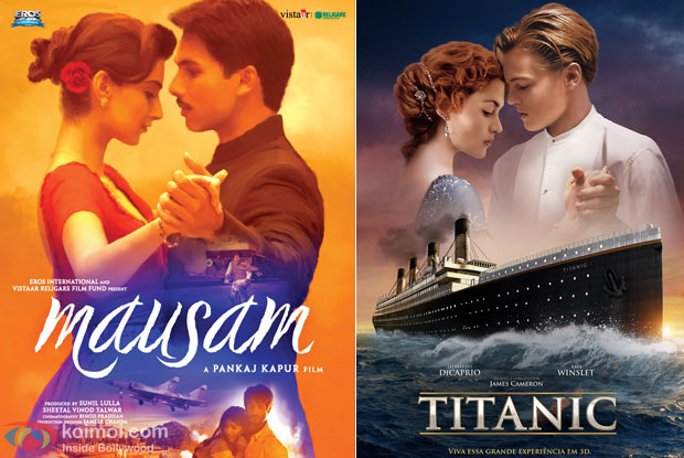 Mausam and Titanic: A Copy Of Epic To 'Eww' Pic