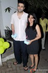 Danish Aslam and Shruti Seth attend Avantika Malik's Baby Shower