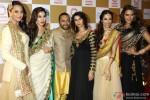 Sonakshi Sinha, Sophie Choudry, Rahul Bose, Malaika Arora Khan and Neha Dhupia at Swades Foundation's Show