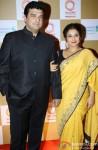 Siddharth Roy Kapur and Vidya Balan at Swades Foundation's Show