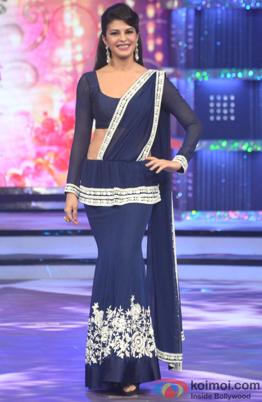 Jacqueline Fernandez at the 'Femina Miss India 2014' finale