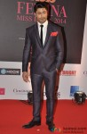 Vidyut Jamwal at the 'Femina Miss India 2014' finale