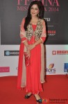 Zeenat Aman at the 'Femina Miss India 2014' finale