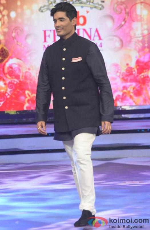 Jacqueline Fernandez at the 'Femina Miss India 2014' finale