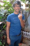 Milind Soman Voted This Lok Sabha Elections