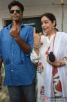 Sikandar Kher and Kirron Kher Voted This Lok Sabha Elections