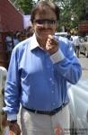 Sanjay Khan Voted This Lok Sabha Elections