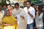 Jaya Bachchan, Amitabh Bachchan, Abhishek Bachchan and Aishwarya Rai Bachchan Voted This Lok Sabha Elections