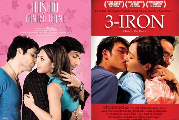 Aashiq Banaya Aapne and 3 IRON: Copy Banaya Aapne!
