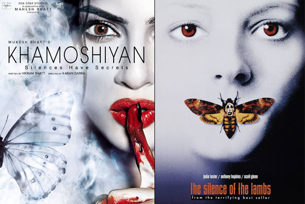 Khamoshiyaan and The Silence Of The Lambs: Shhhh! It Is Just Inspired!