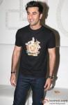 Ranbir Kapoor at the Bombay Velvet's wrap up party