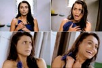 Rani's Caught-In-The-Shower-Moment!