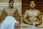 Hotness Personified : John Abraham Drapped In A Towel