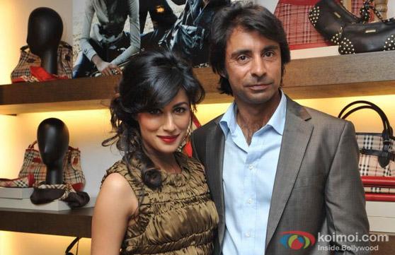 Chitrangada Singh and Jyoti Randhava