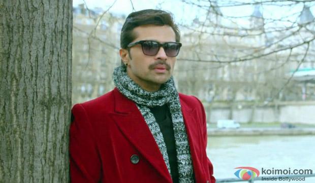 Himesh Reshammiya in a 'Dard Dilo Ke' song still from movie 'The Xpose'