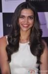 Deepika Padukone at Van Heusen press meet Pic 2