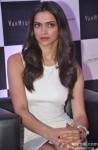 Deepika Padukone at Van Heusen press meet Pic 3