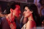 Tiger Shroff and Kriti Sanon in Heropanti Movie Stills Pic 4