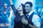 Sonakshi Sinha and Akshay Kumar in Holiday – A Soldier Is Never Off Duty Movie Stills