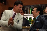 Akshay Kumar and Govinda in Holiday – A Soldier Is Never Off Duty Movie Stills