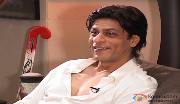 Shah Rukh Khan In An Exclusive Interview