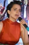 Kangana Ranaut at Revolver Rani's Press Meet in Delhi
