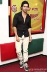 Varun Dhawan during the promotion of film 'Main Tera Hero' at Radio Mirchi Pic 1