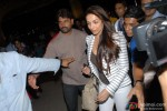 Malaika Arora Khan leaves for IIFA