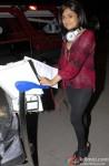 Monali Thakur leaves for IIFA