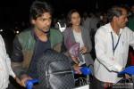 Nikhil Dwivedi leaves for IIFA
