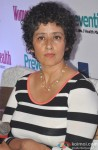 Manisha Koirala during the launch of 'Prevention' Magazine's latest cover Pic 1