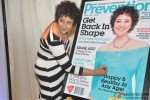Manisha Koirala during the launch of 'Prevention' Magazine's latest cover Pic 2