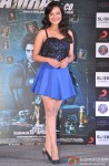 Madalasa Sharma during the music launch of 'Samrat & Co.'
