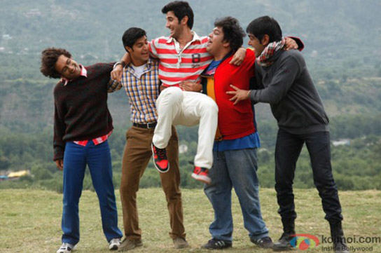 A still from movie 'Purani Jeans'