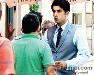 Ranbir Kapoor's 'Bombay Velvet' New Look