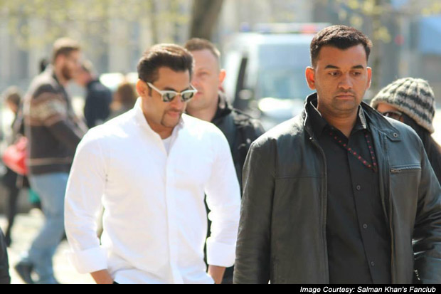 Salman Khan in Poland to shoot Kick climax