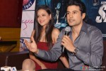 Madalasa Sharma and Rajeev Khandelwal during the press conference of film 'Samrat & Co.' in New Delhi Pic 2