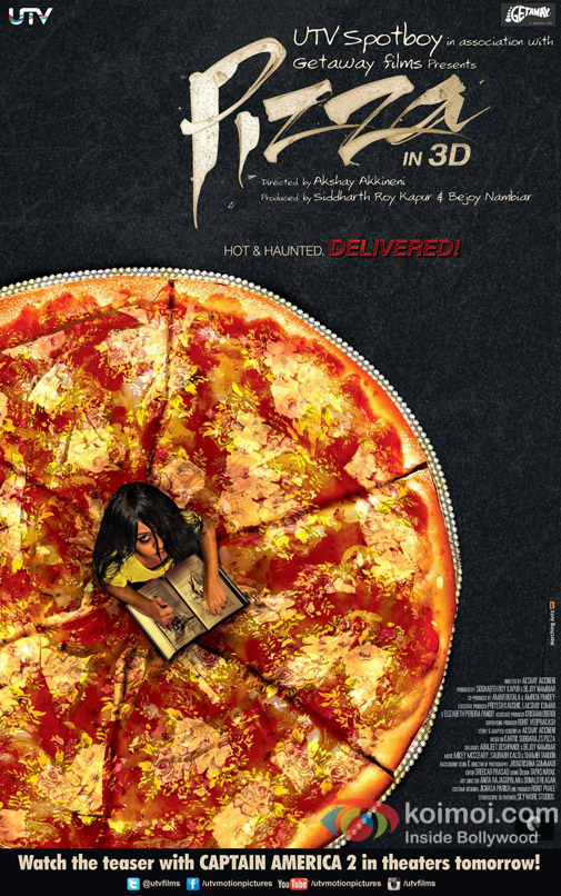 First Look Poster Of 'Pizza'