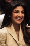Shilpa Shetty attends a jewelry firm launch event