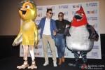 Imran Khan and Sonakshi Sinha at the press meet of 'Rio 2' Pic 2