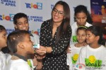 Sonakshi Sinha hosts a special screening of 'Rio 2' for kids Pic 3