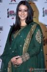 Raima Sen at Filmfare Awards (East)