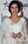 Konkona Sen Sharma at Filmfare Awards (East)