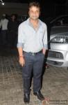 Rajpal Yadav at the special screening of 'Main Tera Hero'