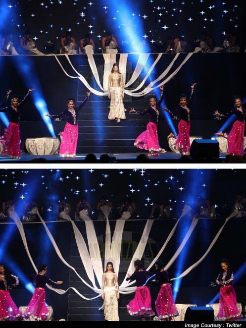 Deepika Padukone Deliver Terrific Performances At IPL Gala Dinner In Abu-Dhabi